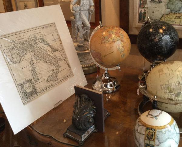 Stampe Antiche Mappamondi antichi