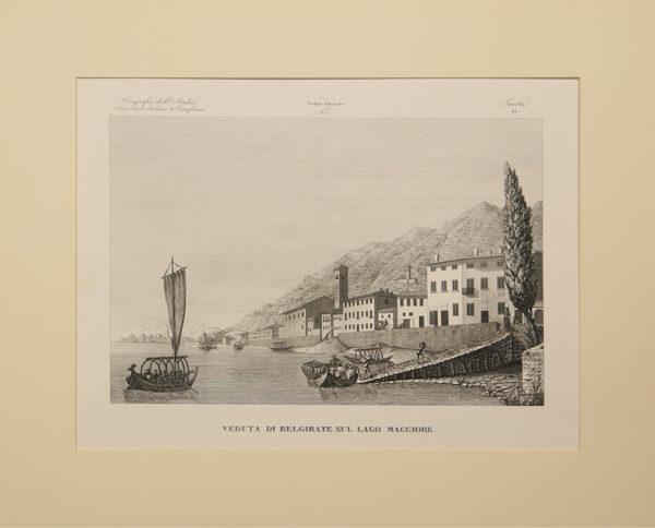 Stampe Antiche Marina