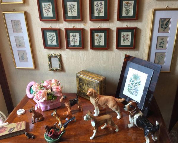 Collezione di Statuine di Cani
