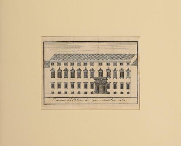 Stampe Antiche Architettura
