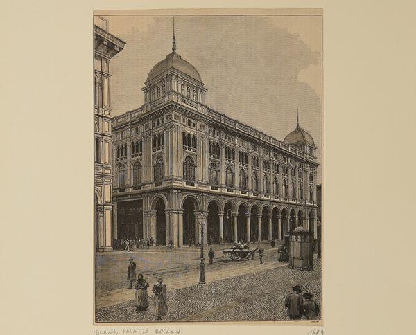 Stampe Antiche Milano