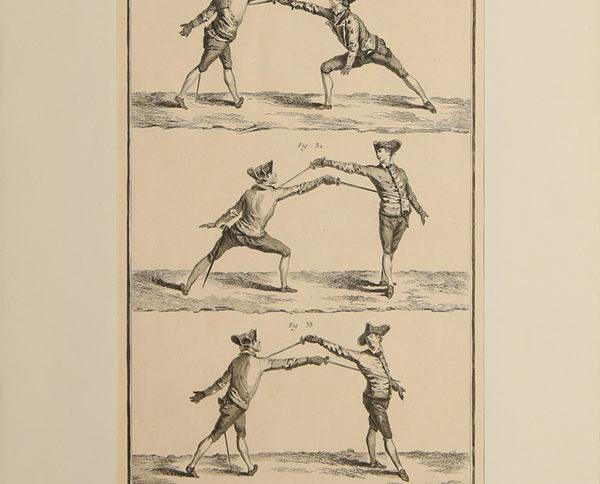 Stampe Antiche Sport