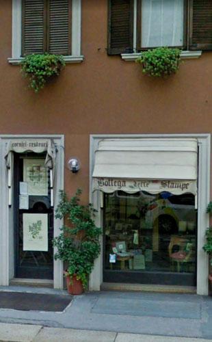 Negozio Stampe Antiche Milano