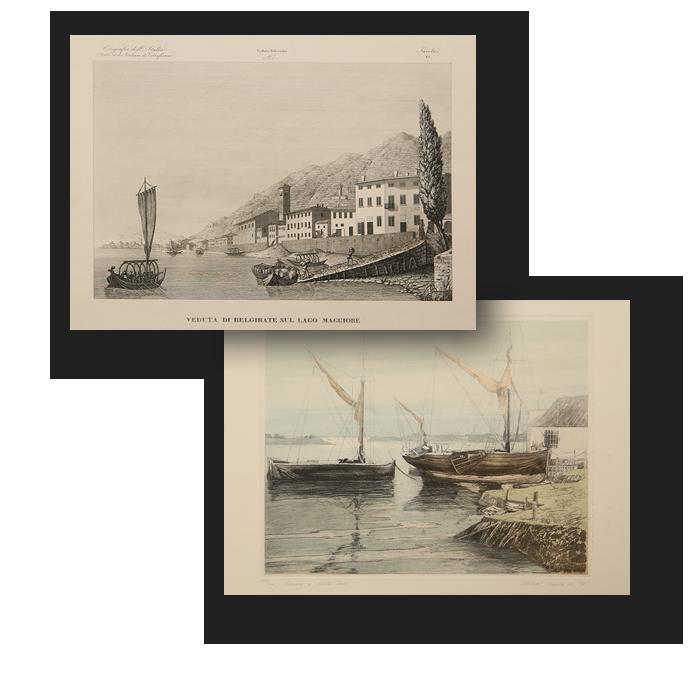 Gallery Stampe Antiche di Marina