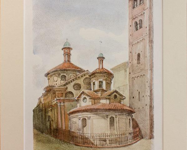 Cappella di San Satiro - Milano