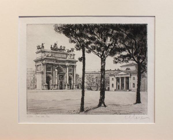 Arco della Pace - Milano