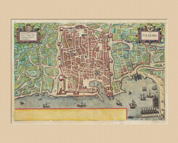 Stampe Antiche Geografiche