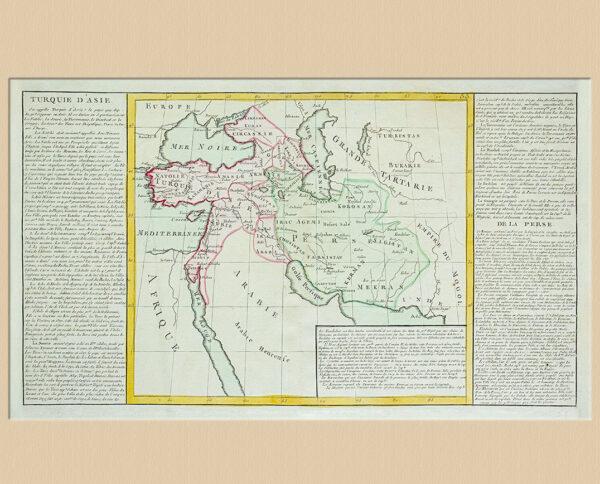 Turqui De Asie e De la Perse