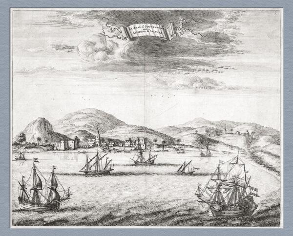 Salinas of Soutpannes anders Arnicho di Salinas 1688